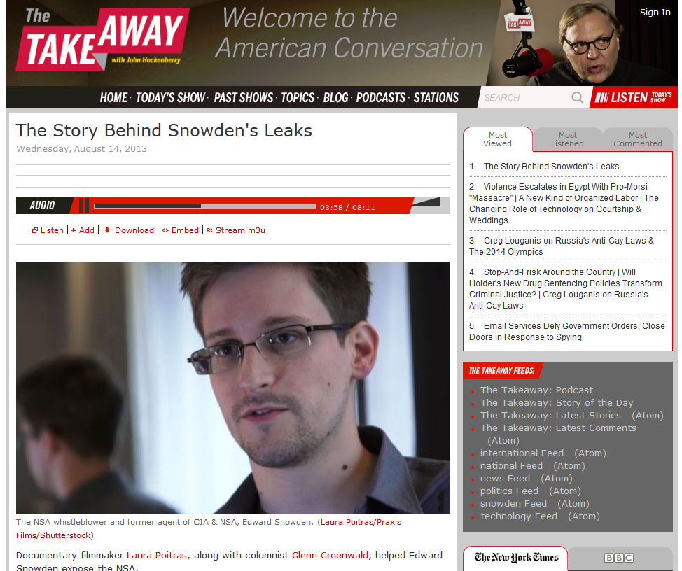 The Story Behind Snowden_s Leaks - The Takeaway_20130814-162819